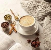 Drink Me Chai Spiced Chai Latte