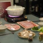 用涮涮鍋和烏龍麵來戰勝流感