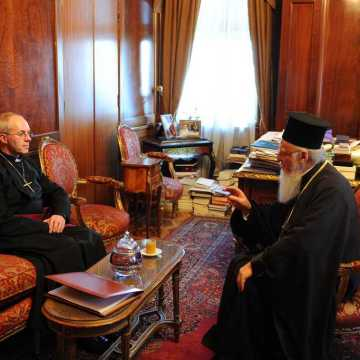 Patriarch Justin Welby