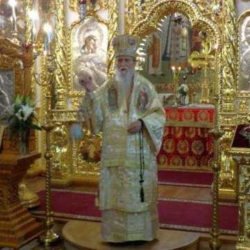 Slujba arhiereasca la Biserica Sfantul Spiridon