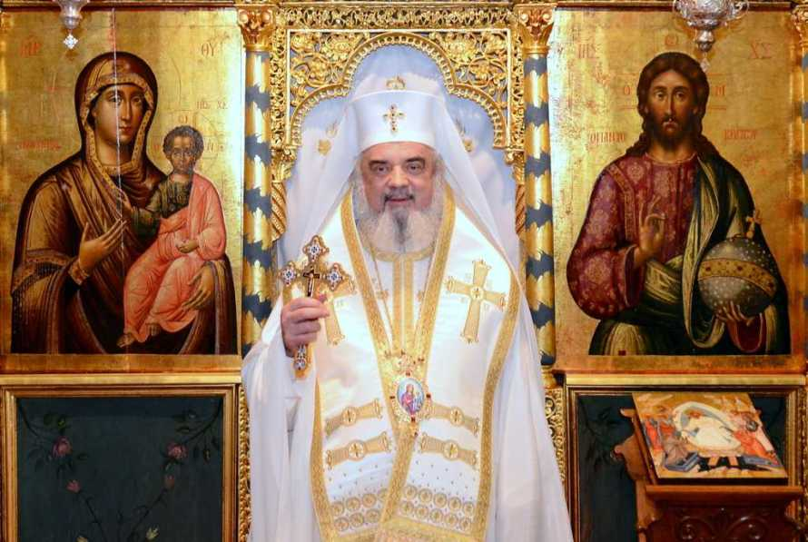 Duminica dinaintea Înălţării Sfintei Cruci 11 sept. 2016 Patriarhul Daniel