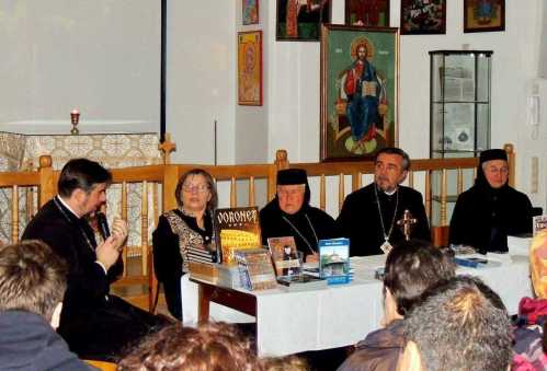 Lansare carte Viena