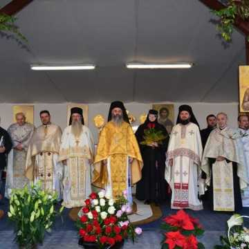 Moment aniversar la Manastirea Floresti