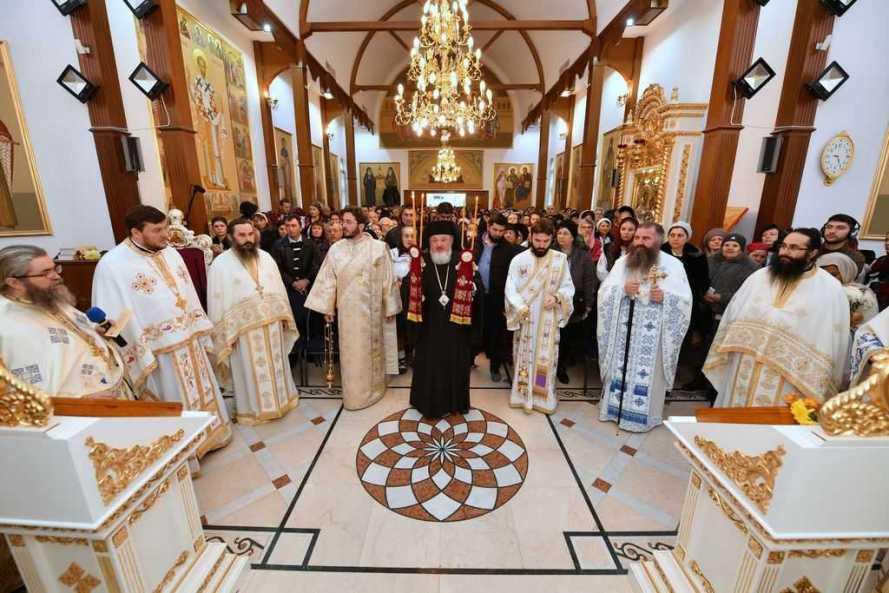 Sfântul Ioan Gură de Aur la Paraclisul CMN