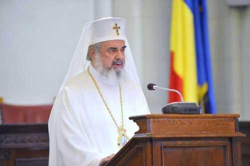 Patriarhul României la şedinţa Solemnă a Academiei Române