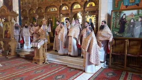 Pomenirea Părintelui Cleopa la Sihăstria