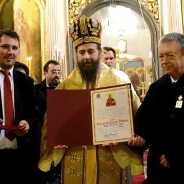 Corul românesc Pro Musica, sărbătorit în Catedrala Episcopală din Giula