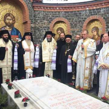 IPS Justinian pomenit la Rohia