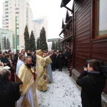 IPS Laurentiu - Sfintire de Biserica 2016
