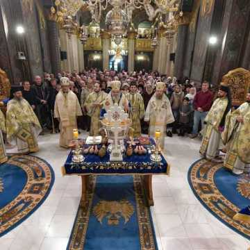 Feast of Theophany in Bucharest | Patriarch Daniel: Through Baptism, we become God's children by grace