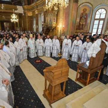 Patronal Feast Day of the Faculty of Orthodox Theology in Bucharest