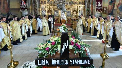 Înmormântare Lidia Stăniloae