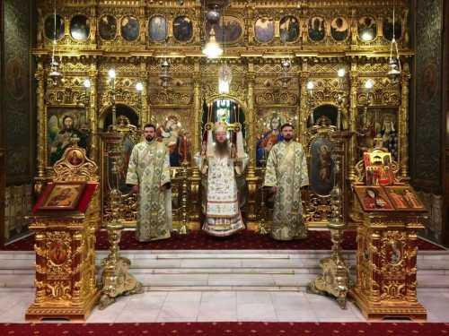 PS Andrei - Liturghie Sf Sinod feb 2017