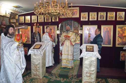 PS Antonie de Orhei la parohia Sfantul Gheorghe din sectorul Ciocana Chisinau 12 februarie 2017 (5)