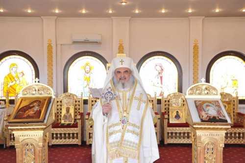 Patriarch Daniel homily