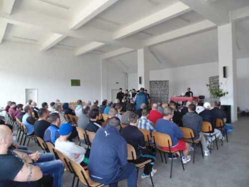 Conferinţă Penitenciar Arad