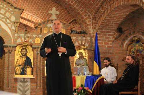 Conferinţă la Cluj - Stelian Tofana