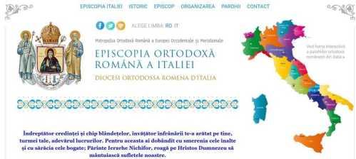 Episcopia italiei website