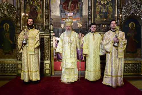 IPS Andrei - Duminica Ortodoxiei 2017