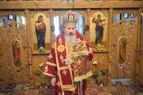 IPS Petru - Duminica a doua Postul Mareb