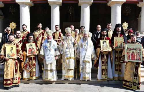 Patriarch Daniel on Sunday of Orthodoxy 2017