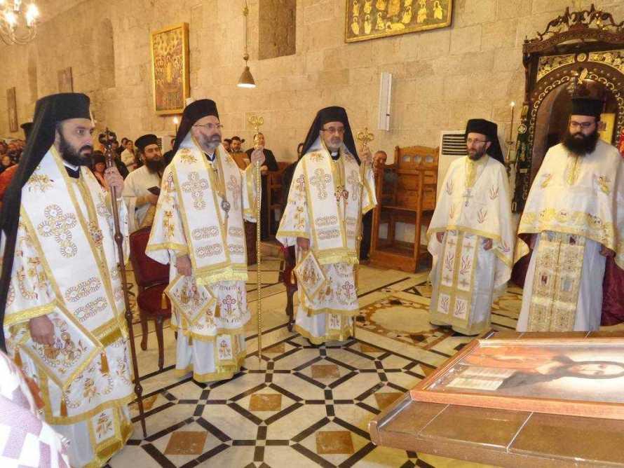 Patriarhia Antiohiei 3
