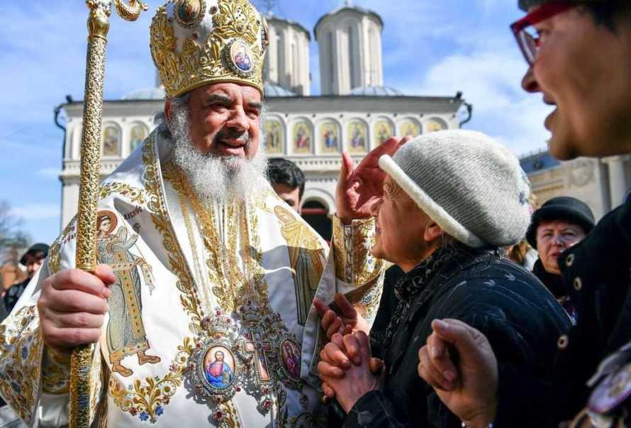 Patriarhul Daniel la 27 de ani de arhierie