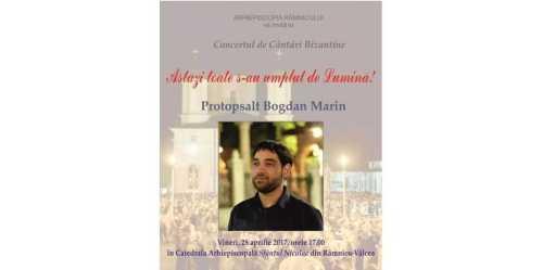 Concert bizantin Râmnic