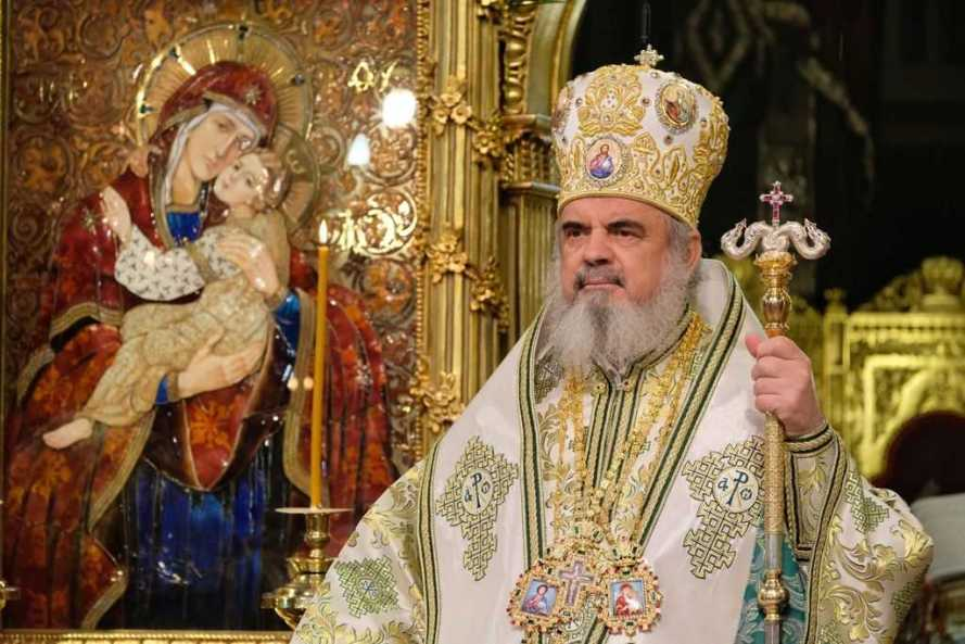 Patriarch Daniel - Palm Sunday homily 2017