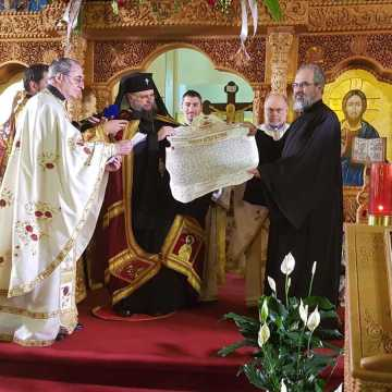 Enthronement Ceremony - His Grace Ioan Casian enthroned as Romanian Orthodox Bishop of Canada