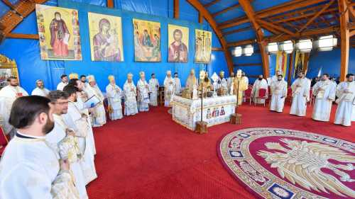 Patronal Feast of the Patriarchal Cathedral 2017
