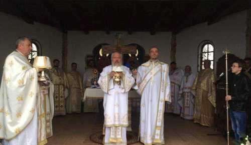 IPS Andrei - Mănăstirea de pe muntele Rece (2)