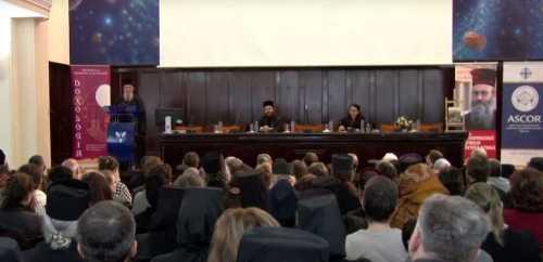 Ieroteos Vlachos conferinţă (1)