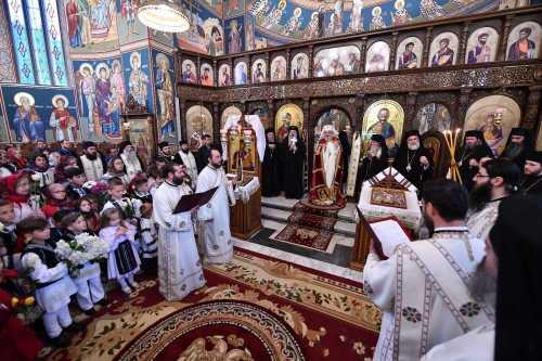 Patriarhul Daniel Sihăstria Putnei Monastery (2017)