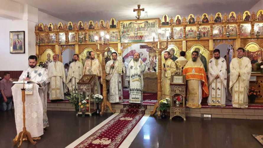 Brâul Maicii Domnului în Bucureşti (7)