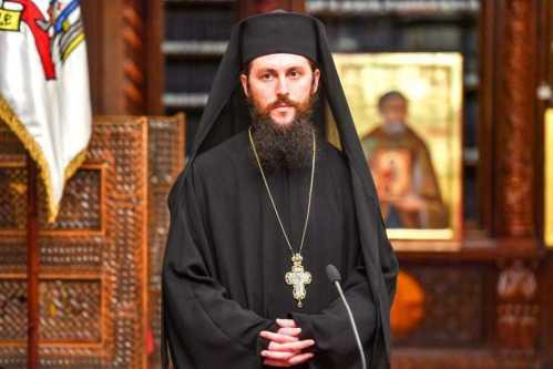 Episcop Vicar Arhiepiscopia Sucevei
