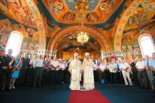 Sfinţire Biserica Agriş