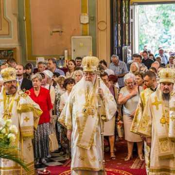 Slujire PF sava al Poloniei de hramul catedralei din Varsovia