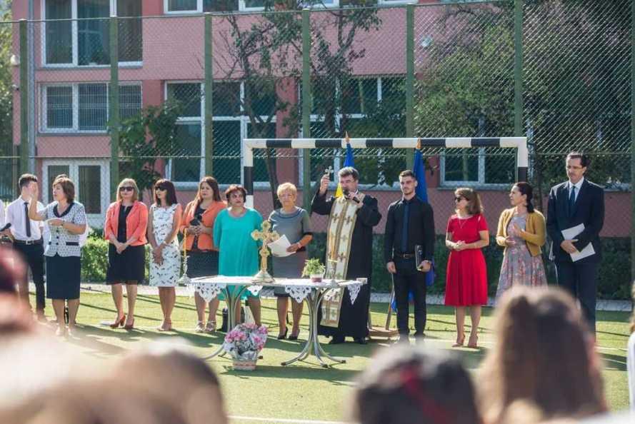 Deschidere an şcolar Scoala Sf. maria bucureşti (3)