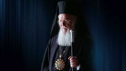 Patriarhul Ecumenic Bartolomeu despre creaţie şi criza ecologică