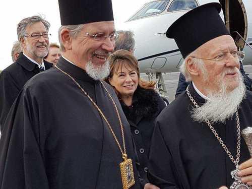 Patriarhul Ecumenic în Islanda