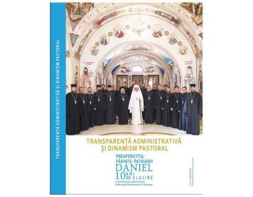 coperta Album Arhiepiscopie