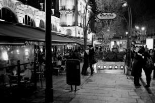 Cafe Le Depart, Saint-Michel