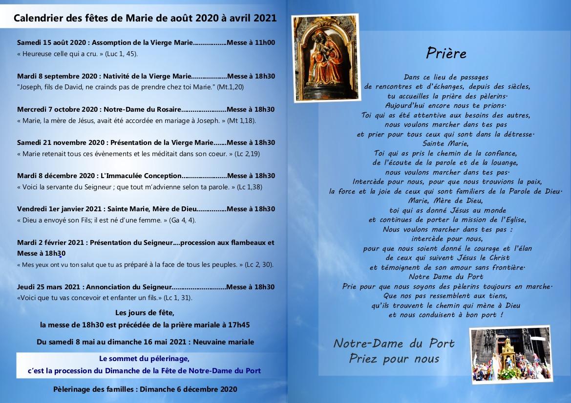 Notre Dame du Port à Clermont Ferrand