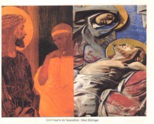 affiche art et spiritualité