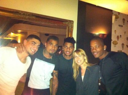Boateng & friends