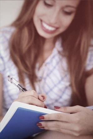 Writing benefit