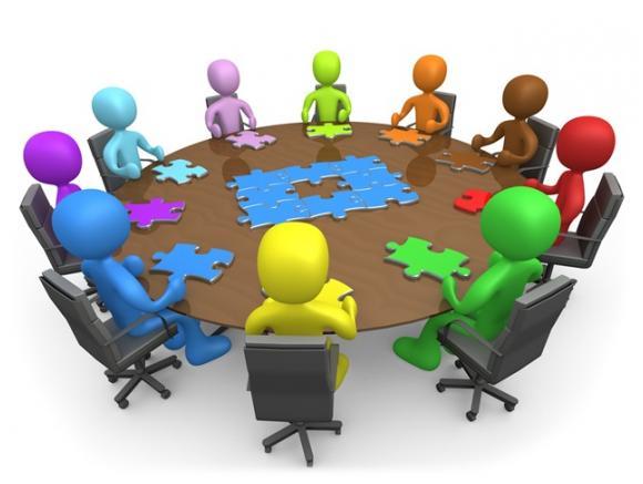 vergadering