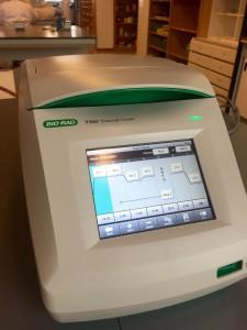 PCR apparaat