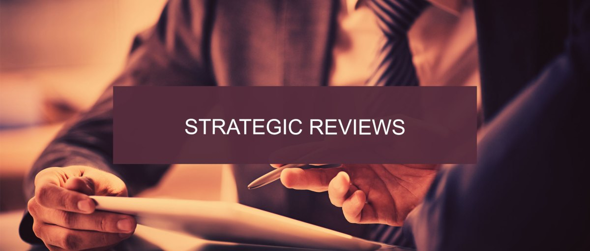 Strategic Reviews